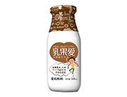甄秀乳果爱炭烧发酵酸奶饮品320ml