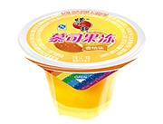 蜡笔小新香桔味夹心水果慕司果冻80g