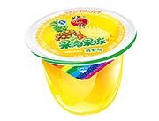 蜡笔小新菠萝味果肉果冻30g