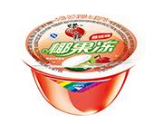 蜡笔小新荔枝味大椰果果肉果冻30g