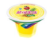 蜡笔小新菠萝味夹心水果慕司果冻80g
