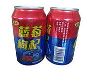 蓝�蠢遁�枸杞果味型碳酸饮料320ml