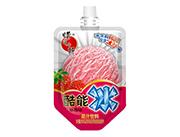 蜡笔小新酷能冰草莓味果汁饮料75g