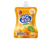 蜡笔小新香橙味鲜Q果冻爽150g