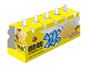 蜡笔小新酷能冰芒果味果汁饮料85g×5包
