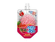 蜡笔小新酷能冰草莓味果汁饮料