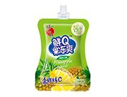 蜡笔小新菠萝味鲜Q果冻爽150g