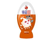 蜡笔小新纯滋100益生菌发酵胡萝卜味果汁果冻
