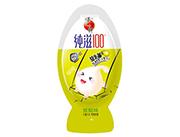 蜡笔小新纯滋100益生菌发酵雪梨味果汁果冻