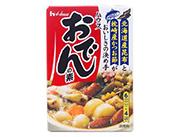 日本进口调味料关东煮调味汤料火锅底料4袋