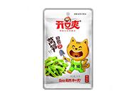 开口爽田园采莴笋香辣味30g