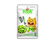 开口爽田园采莴笋山椒味30g