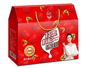 西部印象红枣枸杞养生奶礼盒