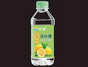 珍望乐柠檬果味饮料350ml