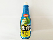 浓情果园果肉型生榨椰子汁1.25l