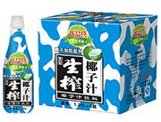 优品营生榨椰子汁饮料1.25L×6瓶