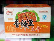��然�Y盒系列香辣王牛肉豆干