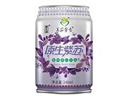 美茹奢香原生紫�K植物蛋白�品246ml