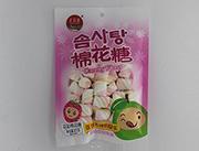 汇百香花彩棉花糖65g