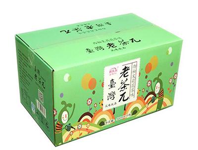 琪米尔台湾老茶π西柚茉莉花茶饮品500mlx15瓶