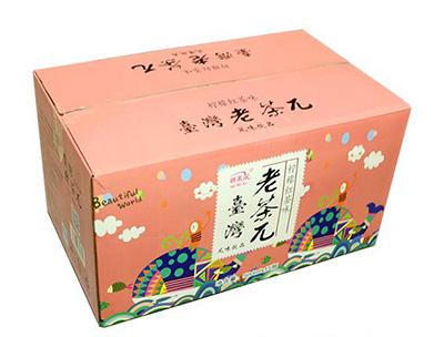 琪米尔台湾老茶π柠檬红茶饮品500mlx15瓶