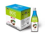 可友滋 80度椰子汁 1.25L×6瓶