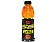 体致能量加强型维生素运动饮料瓶装600ml