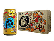 恒大球球维生素能量饮料(老虎)310mlx24罐