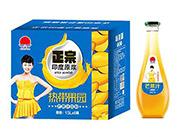 味美源正宗印度原浆芒果汁饮料1.5LX6瓶