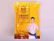 白音杭盖炒米干果零食480g