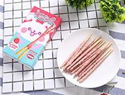 卡通世界草莓味装饰饼干48g
