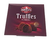 哈时手工松露巧克力红盒装