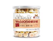小馒头-胡萝卜味(透明胶罐) 200g