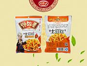 馋解香 土豆丝 烤鸡味 125g