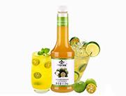 魔嘉金桔柠檬汁果汁浓浆1.2kg