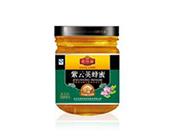 天然紫云英蜂蜜500g
