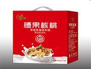 利乐砖腰果核桃复合蛋白饮品250mLX12盒