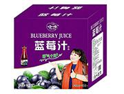 一小一样蓝莓汁1.5lx6瓶箱装