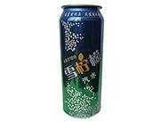 蓝发雪柠檬味饮料500ml