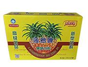 蓝发菠萝啤果味饮料320ml×24罐