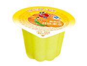 蜡笔小新黄桃味纤味果冻25g