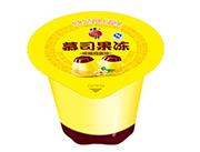 蜡笔小新焦糖鸡蛋味慕司果冻25g