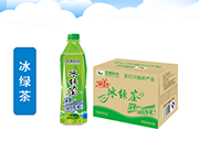 四季阳光 冰绿茶饮料 500ml×15瓶