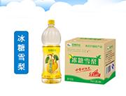 四季阳光 冰糖雪梨果汁饮料 1.25L×6瓶