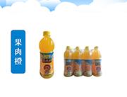 四季阳光 果肉橙果汁饮料 500ml×12瓶