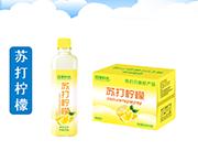 四季阳光 苏打柠檬 500ml×15瓶