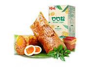 百草味蛋黄大肉粽100gX2