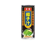 �I露椰子汁 240ml