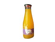 乡里鲜果纯正百香果汁1.5L