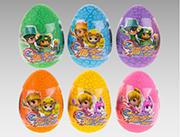 动漫乐园指令宝贝3元裂纹蛋(儿童玩具食品)